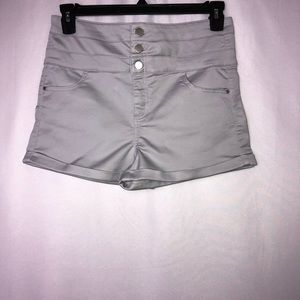 Love Fire High Waisted Stretch Short, Size 11